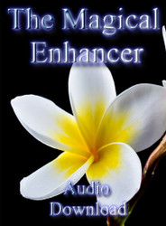 The Magickal Enhancer      The Magickal Energy is a combination of forces that allow the user to manipulate reality.  Five of the great planetary powers embody this energy:                                                                                  Mercury, Mars, Sun, Neptune, and Uranus     The vibratory power of each of these planets effects the consciousness in such a way that your ability to change reality around you is enhanced.    We have included a proprietary blend of tones that are designed to awaken the magickal creative side of your brain. These are not planetary sounds.   Listening to these tones increases the magickal power sleeping within the prefrontal cortex. The more you listen to these tones, the more your magickal  power will awaken. All of these tones are included sequentially and then as a unit on the recording.                                                                                  The sounds included in this recording are:                                                                                                 Mercury: 282.4 hz                                                                                              Mars: 289.4 hz                                                                                              Sun: 332.8 hz                                                                                              Neptune: 422.8 hz                                                                                              Uranus: 430.8     We have never included all of these sounds in one place.  Listening to this recording while doing your mantras, ritual work, or sleeping, increases your ability to evoke the results that you seek.  Price: $19.95