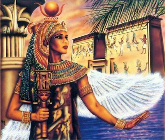 The Invocation for the Goddess Isis