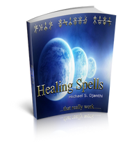 The Healing Spells E-Book     Healing Spells is the first book that we will release that is fully applied to the art of healing.  My first connection to the world of the celestial was connected to healing miracles.  Now, we have been commissioned to offer a book full of healing spells that have never been released on this planet.  Each of these spells draws upon a healing reservoir within the soul, DNA, or chakra centers within the body.  These centers allow each of us to heal the body on a daily basis.  As such, we only tap a very small percentage of this power.  With this new work, we can use this power to heal ourselves, friends, family, and others in person or at a distance.  This book contains angelic healing spells, divine healing spells from the gods, elemental healing spells, solar healing spells, and Anthropos level healing spells.  There are also spells in this book that amplify the healing power of the user to great heights.     Price: $300