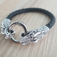 Feldrakan Bracelet of Protection - Black