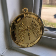 The Male Primordial Energy Healing Medallion