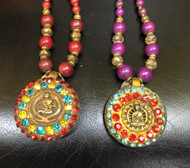 Jeweled Buddha Prosperity Necklace (BOGO For A Limited Time)