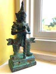 Hanuman Statue (4 inches tall)