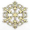 Queen of Spades Snowflake