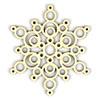 Snow Bubbles Snowflake