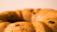 Christopher's Bakery | Vanilla Wafer Cake | Close-Up
