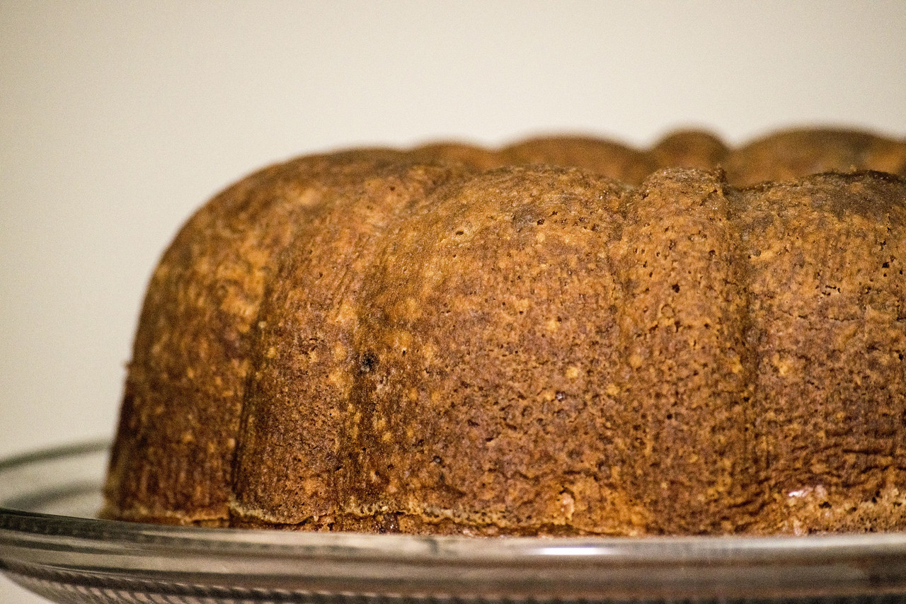 Christopher's Bakery | Cocoa Pound Cake | We Make Dessert, So You Don't Have To