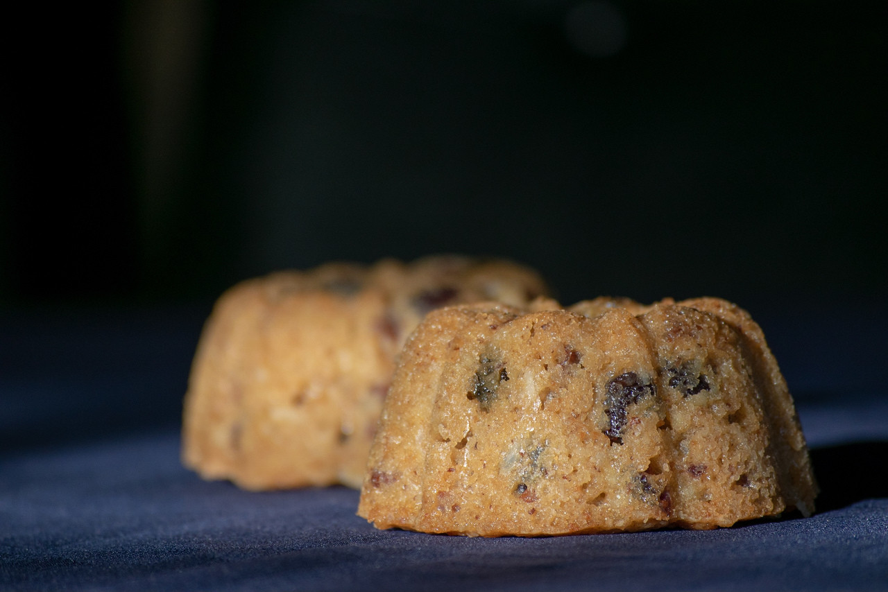 Christopher's Bakery | Gluten-Free Mini-Bundt Vanilla Wafer Cake | We Make Dessert, So You Don't Have To