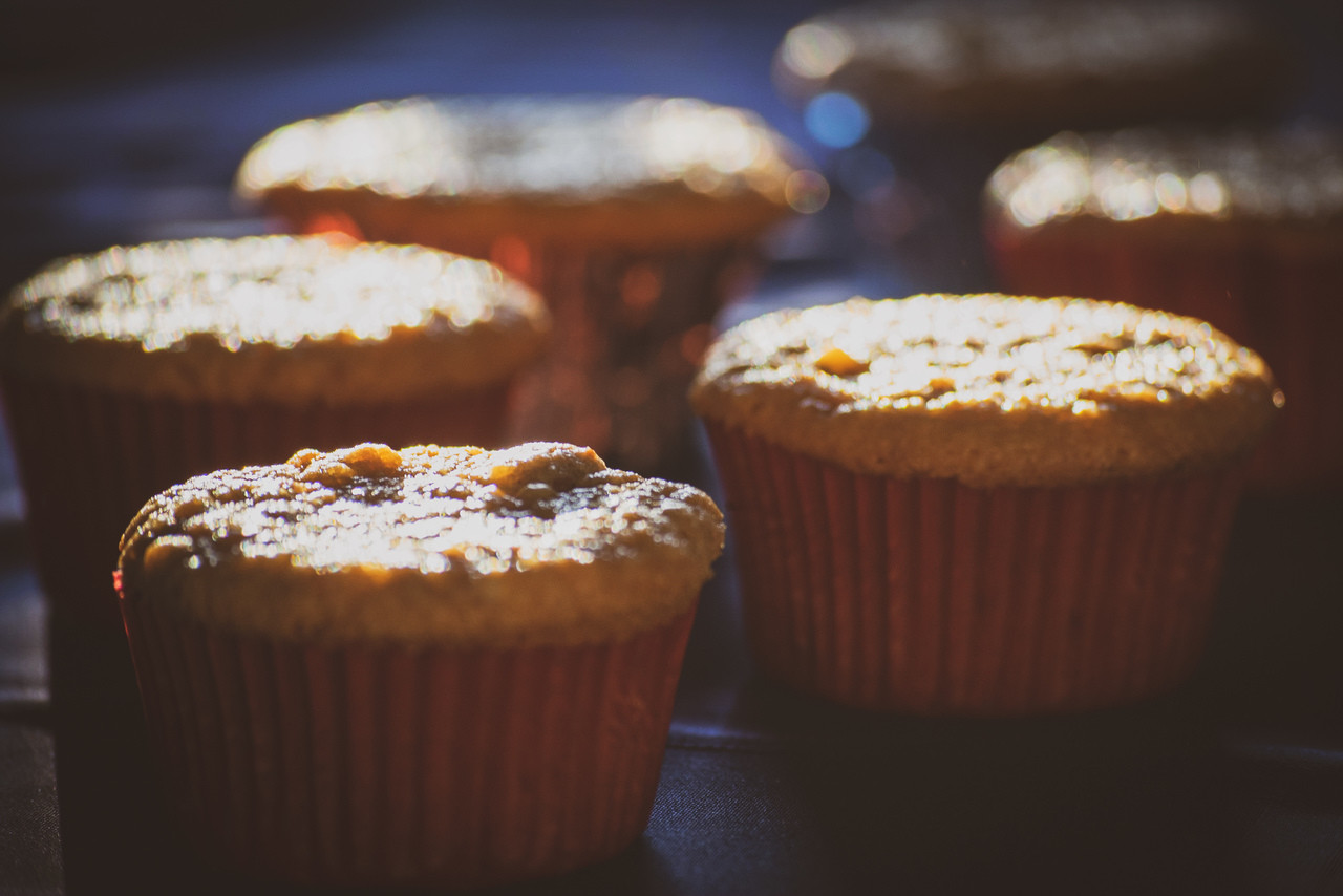 Christopher's Bakery   Gluten-Free Vanilla Wafer Muffin   We Make Dessert, So You Don't Have To