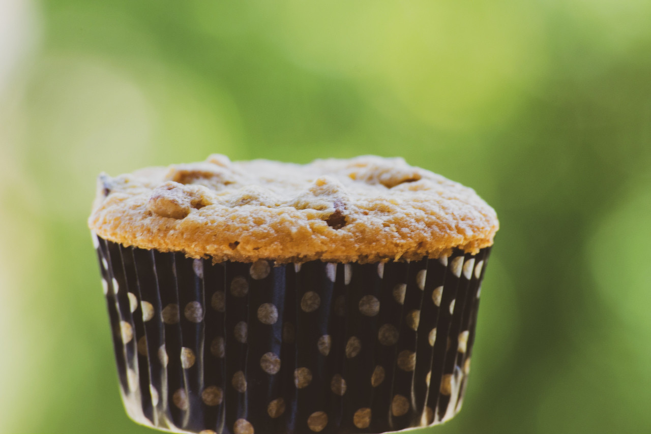 Christopher's Bakery | Gluten-Free Vanilla Wafer Muffin | We Make Dessert, So You Don't Have To