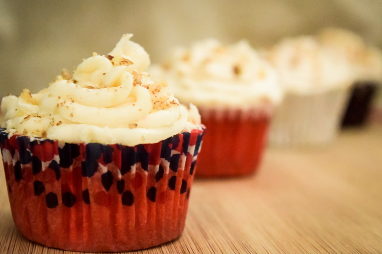 Christopher's Bakery | Red Velvet Cupcake | We Make Dessert, So You Don't Have To