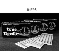 TRUE Tattoo Needles - Liners