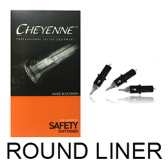 CHEYENNE HAWK Cartridge Needles - Round Liner