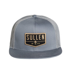 Sullen Blockhead Snapback - Grey