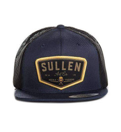 Sullen Trails Snapback - Obsidian