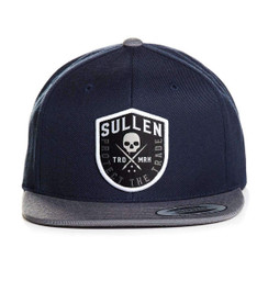 Sullen Crew Snapback - Navy