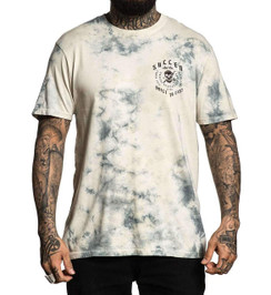 Sullen Preserve Men's Tee - White/Washed