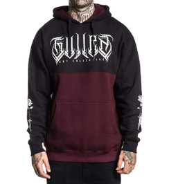 Sullen Switchrose Pull Over Hoodie
