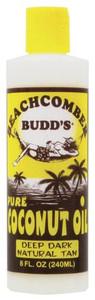 Beachcomber Budd's Scented 100% Pure Coconut Oil 8oz
