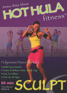 DVD - Hot Hula Fitness - Sculpt
