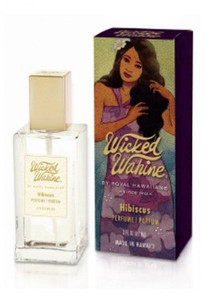 Wicked Wahine Hibiscus Perfume Spray By Royal Hawaiian 3oz