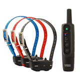 Garmin Tri-Tronics Pro 550 Dog Training Collar trains up to 3 dogs