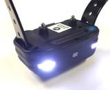 Garmin Tri-Tronics Pro 550 Dog Training Collar with beacon lights