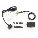 PAC mini collar is waterproof and rechargeable