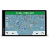 Garmin DriveTrack 71 comes with on road and off road topo lite maps