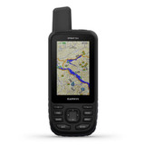 Garmin GPSMAP 66st Personal GPS Handheld Navigator with top map