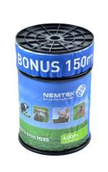 Nemtek Electric Fence Poly Wire Braid 400M + 150M MIX6 [NMT049]