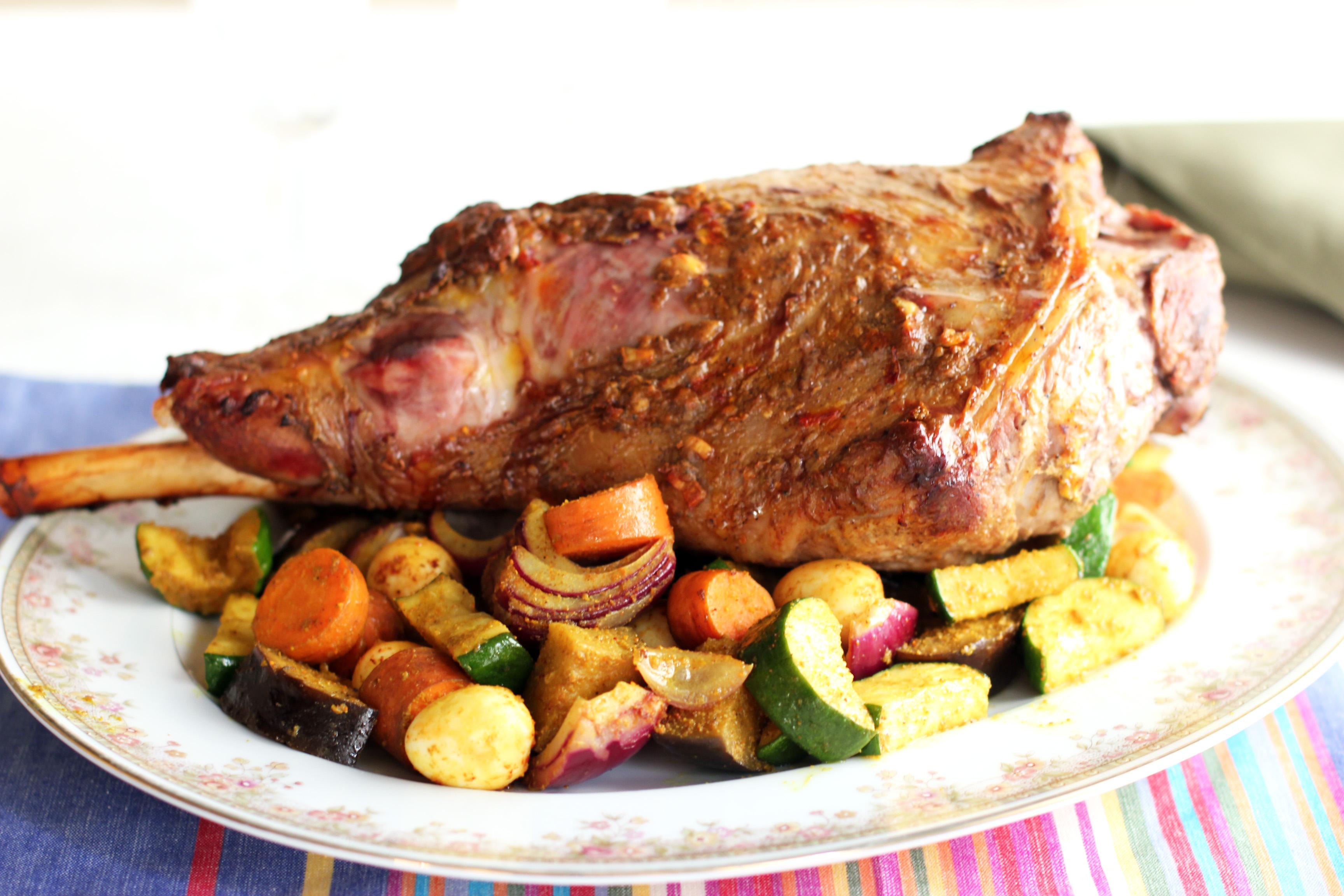 How long to cook leg of lamb recipe