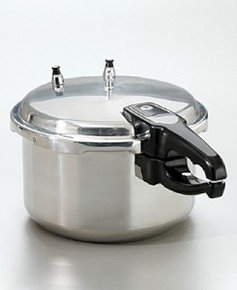 4 Quart Aluminum Pressure Cooker