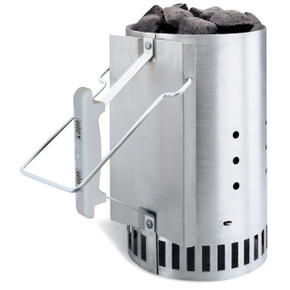 Weber Aluminized Steel Chimney Starter