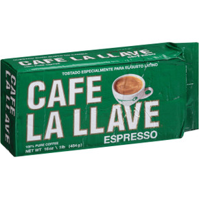 Cafe La Llave 16 oz. Brick