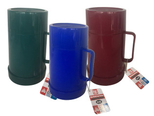 1 Ltr Food Thermo (2 Blue, 2 Green, 2 Burgundy)