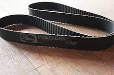"160XL037 16"" PowerGrip Timing Belt   Jamieson Machine Industrial Supply Company"
