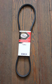 "2550 55"" TruFlex 4L550 Belt   Jamieson Machine Industrial Supply Company"