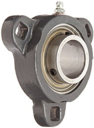 "VF3S-118m (LF18 ) 3-Bolt Flange Bearing 1-1/8"" Bore"