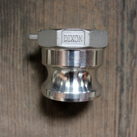 "A150 1-1/2"" Stainless Steel Camlock 