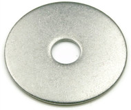 1/4 x 1-1/4 Stainless Fender Washer (100 Count) | Jamieson Machine Industrial Supply Company
