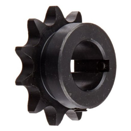 "8019 x 2-1/8"" Bore to Size Sprocket | Jamieson Machine Industrial Supply Company"