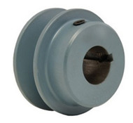 "BK24 x 1"" Sheave | Jamieson Machine Industrial Supply Co."