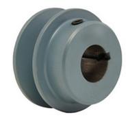 "BK40 x 1"" Sheave | Jamieson Machine Industrial Supply Co."