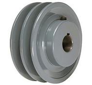 "2AK34 x 3/4"" Sheave | Jamieson Machine Industrial Supply Co."