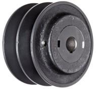"2VP40 x 5/8"" Bore Sheave | Jamieson Machine Industrial Supply Co."