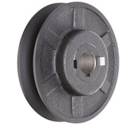 "1VP34 x 3/4"" Bore Sheave | Jamieson Machine Industrial Supply Co."