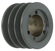 3A3.2/B3.6 QD Multi-Duty Sheave | Jamieson Machine Industrial Supply Co.