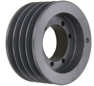 4A3.2/B3.6 QD Multi-Duty Sheave | Jamieson Machine Industrial Supply Co.