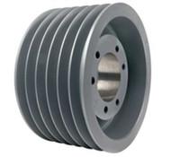 6A4.6/B5.0 QD Multi-Duty Sheave | Jamieson Machine Industrial Supply Co.